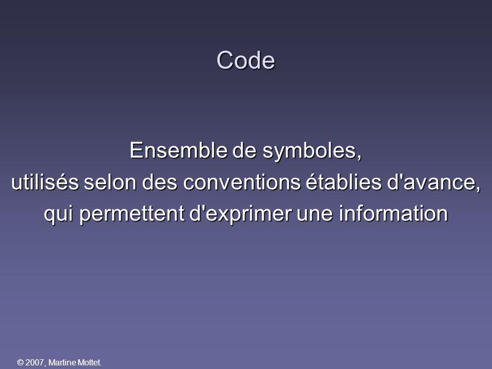 Code Ensemble de symboles,