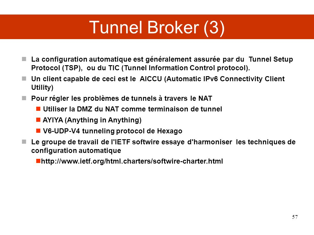 Tunnel Broker (3)‏