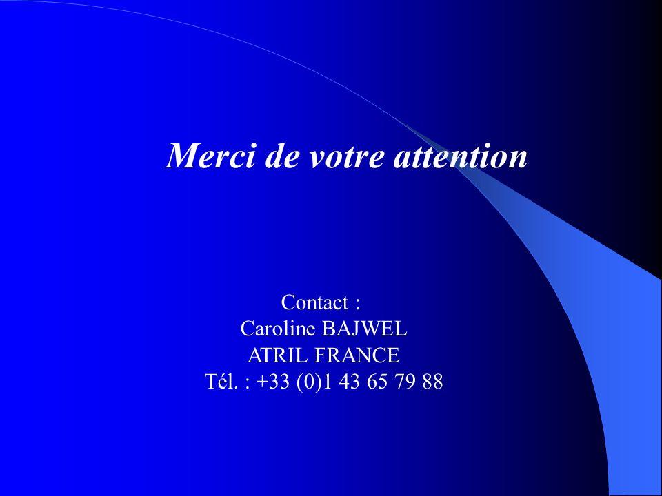Contact : Caroline BAJWEL
