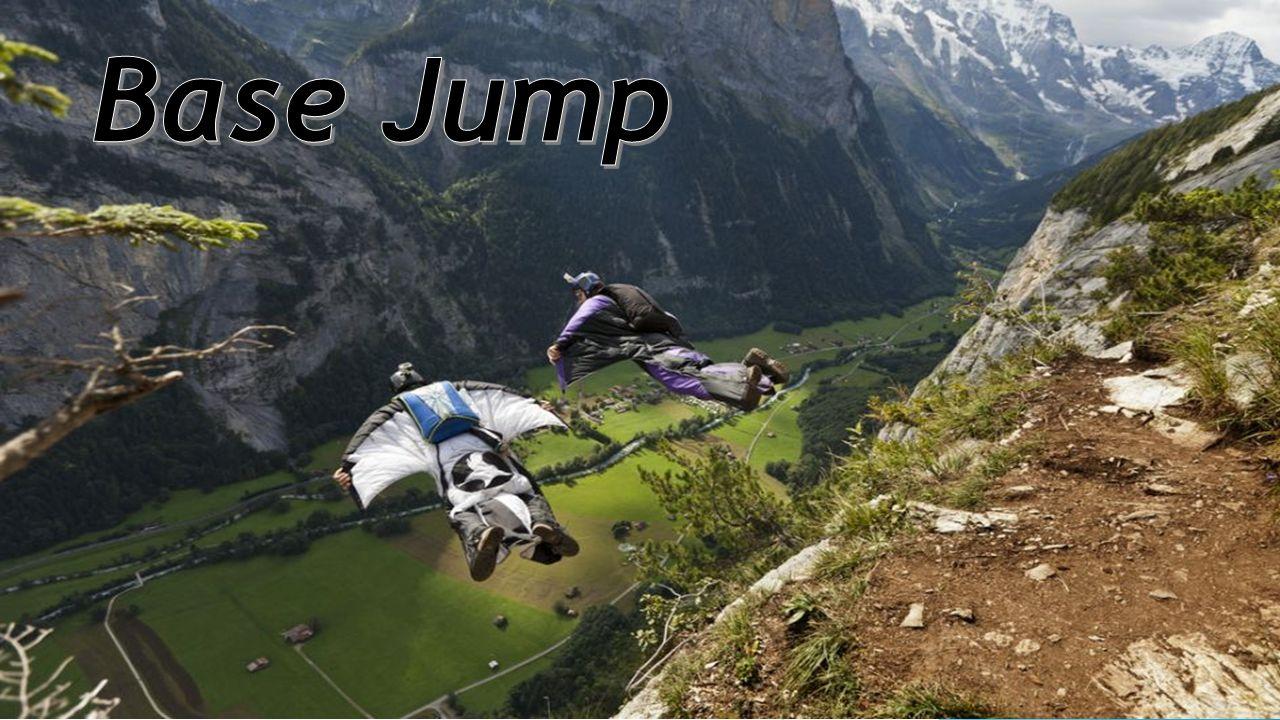 Base Jump Base Jump