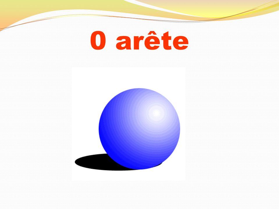 0 arête