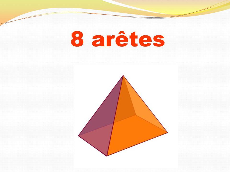 8 arêtes