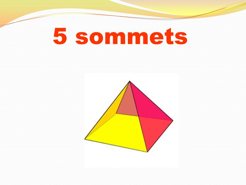 5 sommets