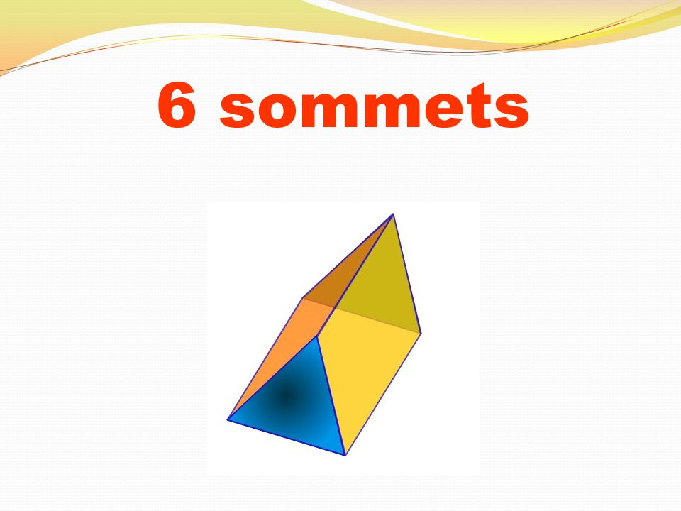 6 sommets
