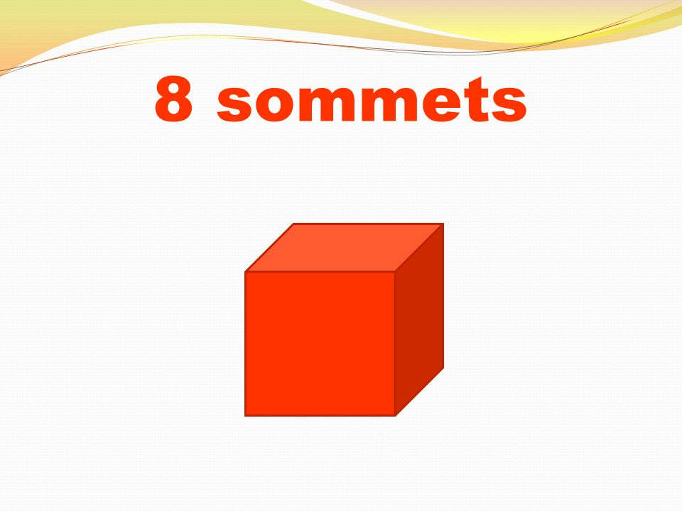 8 sommets