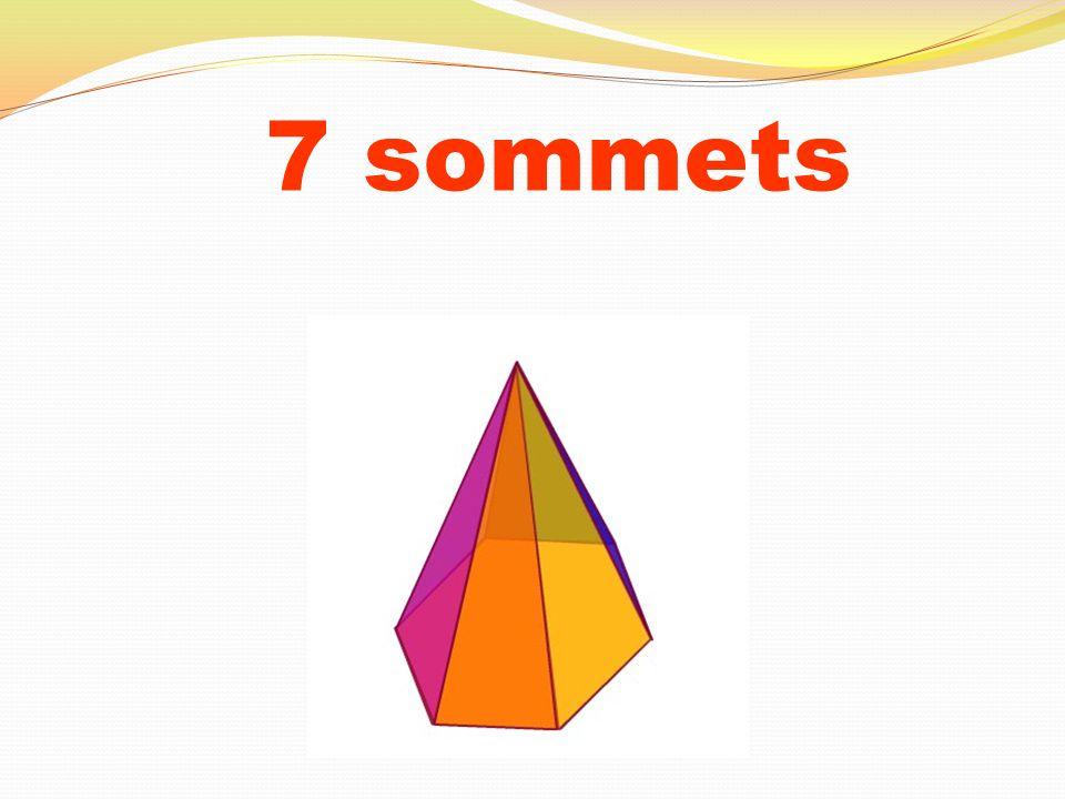 7 sommets
