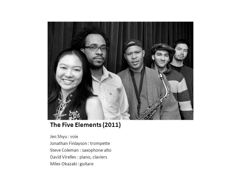 The Five Elements (2011) Jen Shyu : voix