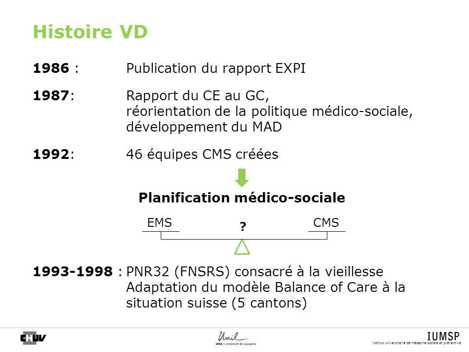 Planification médico-sociale