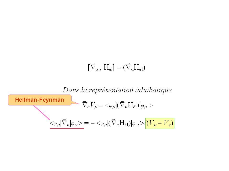 Hellman-Feynman