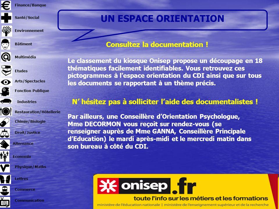 Consultez la documentation !