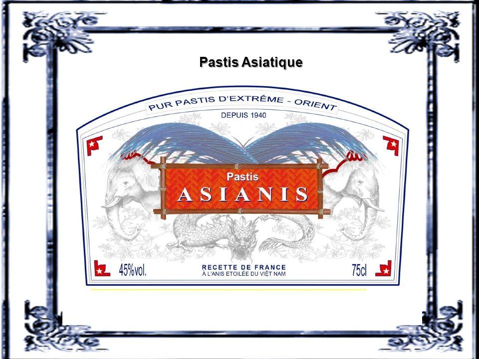 Pastis Asiatique