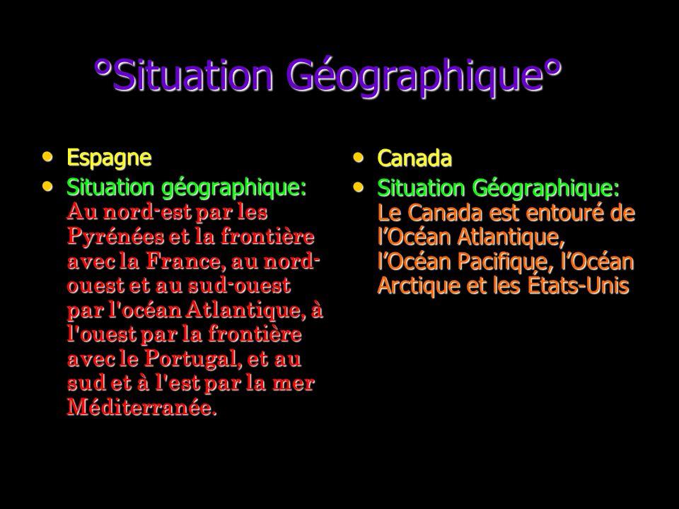 °Situation Géographique°