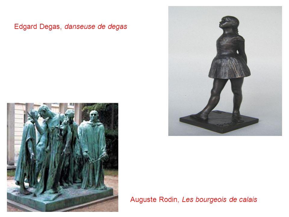 Edgard Degas, danseuse de degas