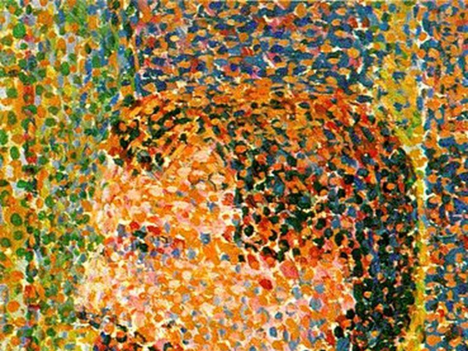 Demostraron que muchos pinceladas inconexos pueden transmitir una sensación unitaria al percibir la obra unitariamente.