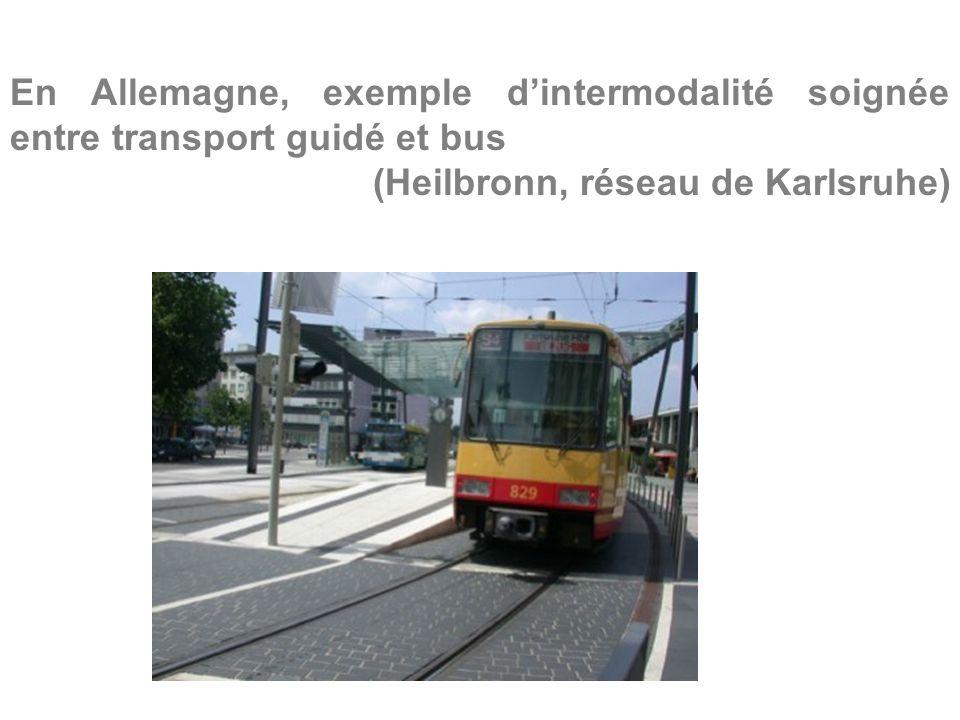 Le tramway d'interconnexion : adaptations techniques pour circuler sur deux réseaux différents