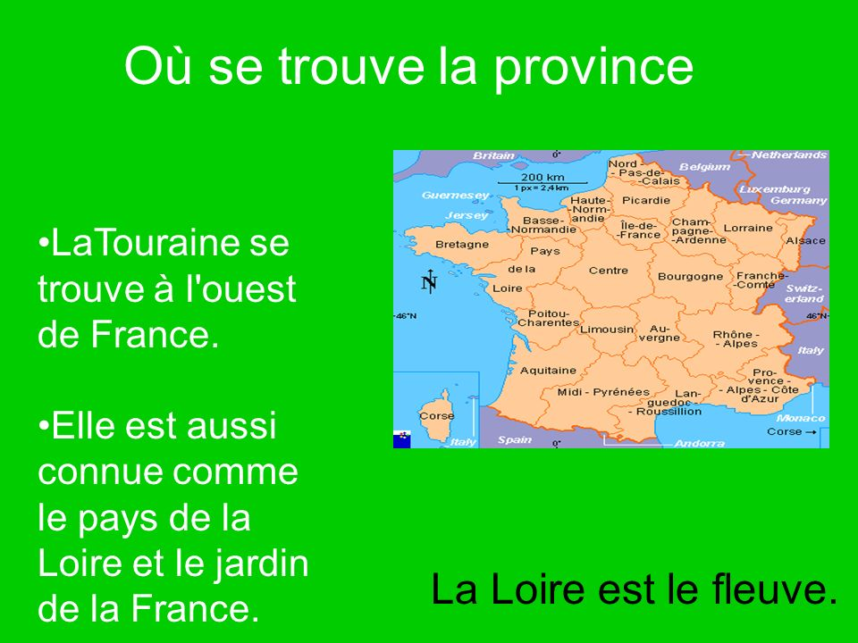 Où se trouve la province