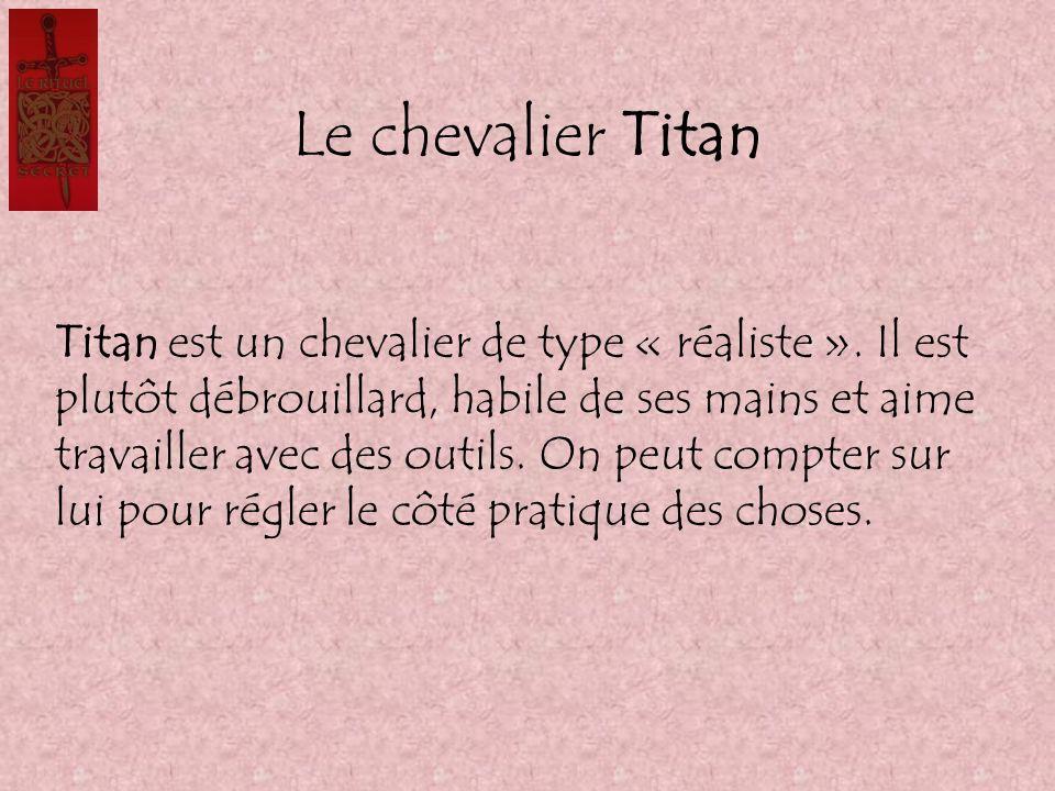 Le chevalier Titan