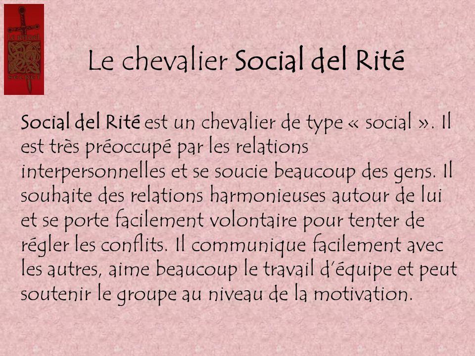 Le chevalier Social del Rité