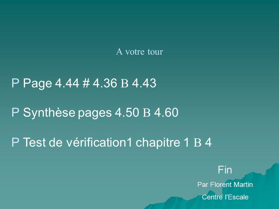 P Test de vérification1 chapitre 1 B 4