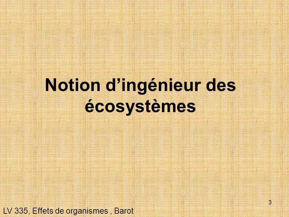 Notion d'ingénieur des écosystèmes