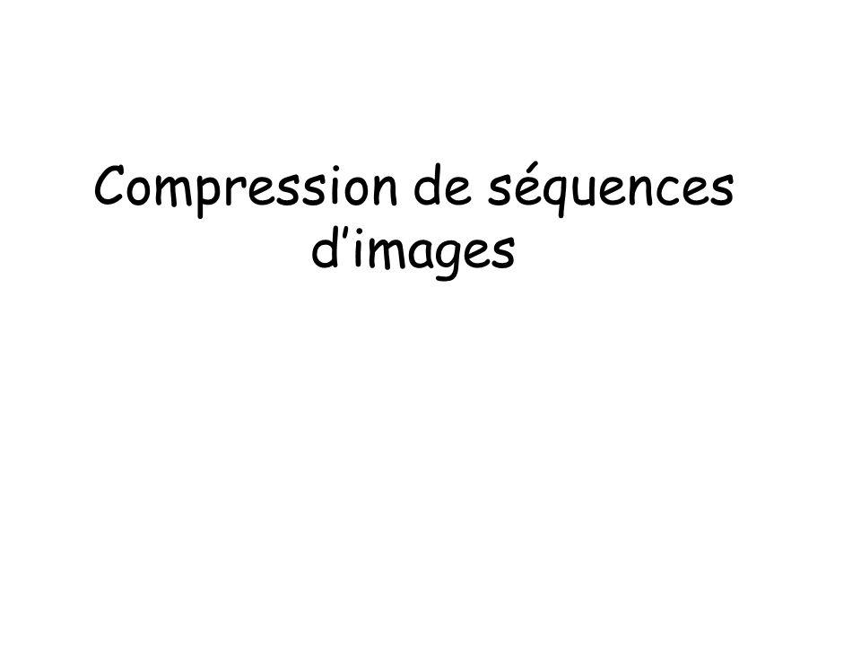 Compression de séquences
