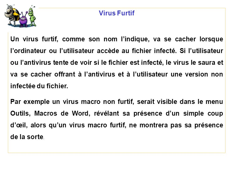 Virus Furtif