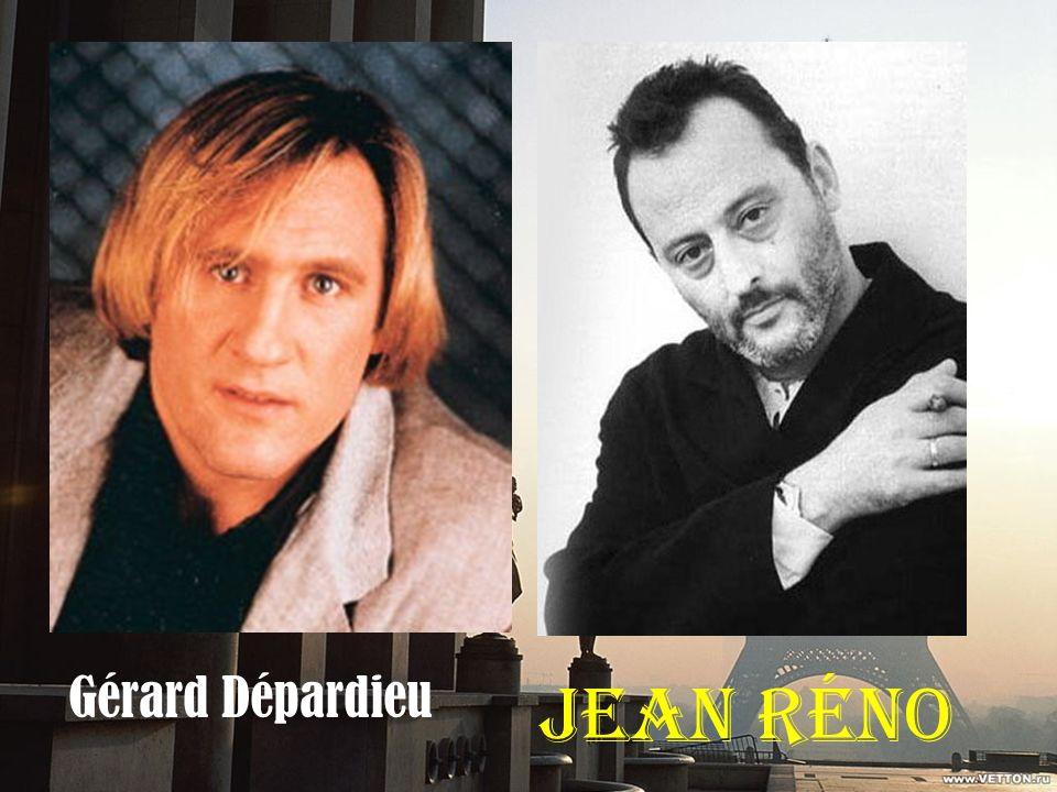 Gérard Dépardieu Jean Réno
