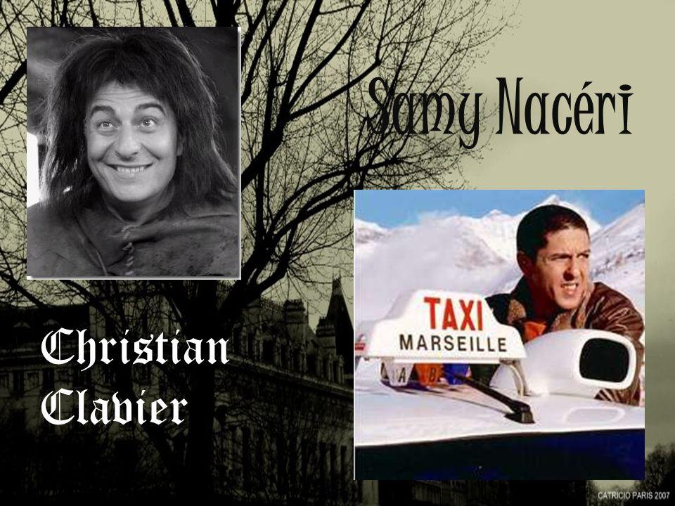 Samy Nacéri Christian Clavier