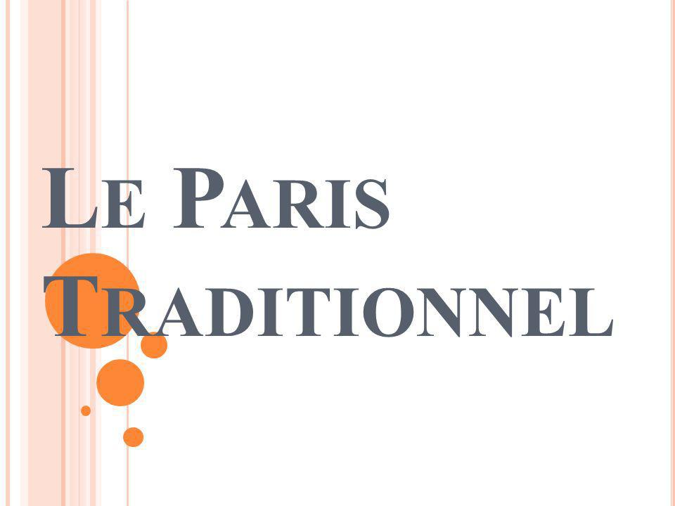 Le Paris Traditionnel