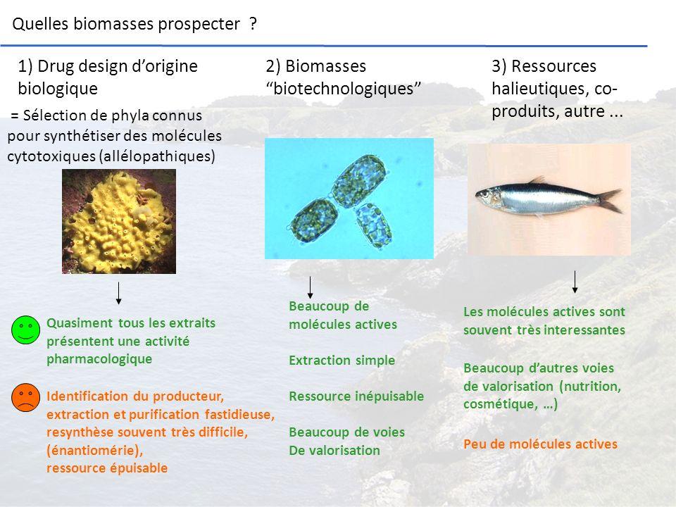 Quelles biomasses prospecter