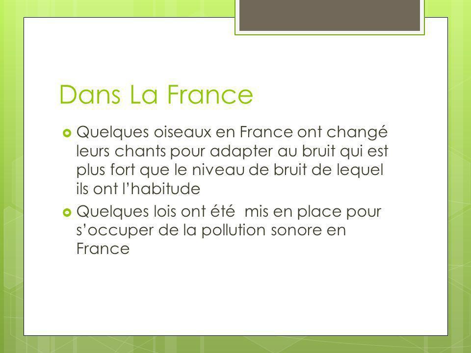 Dans La France