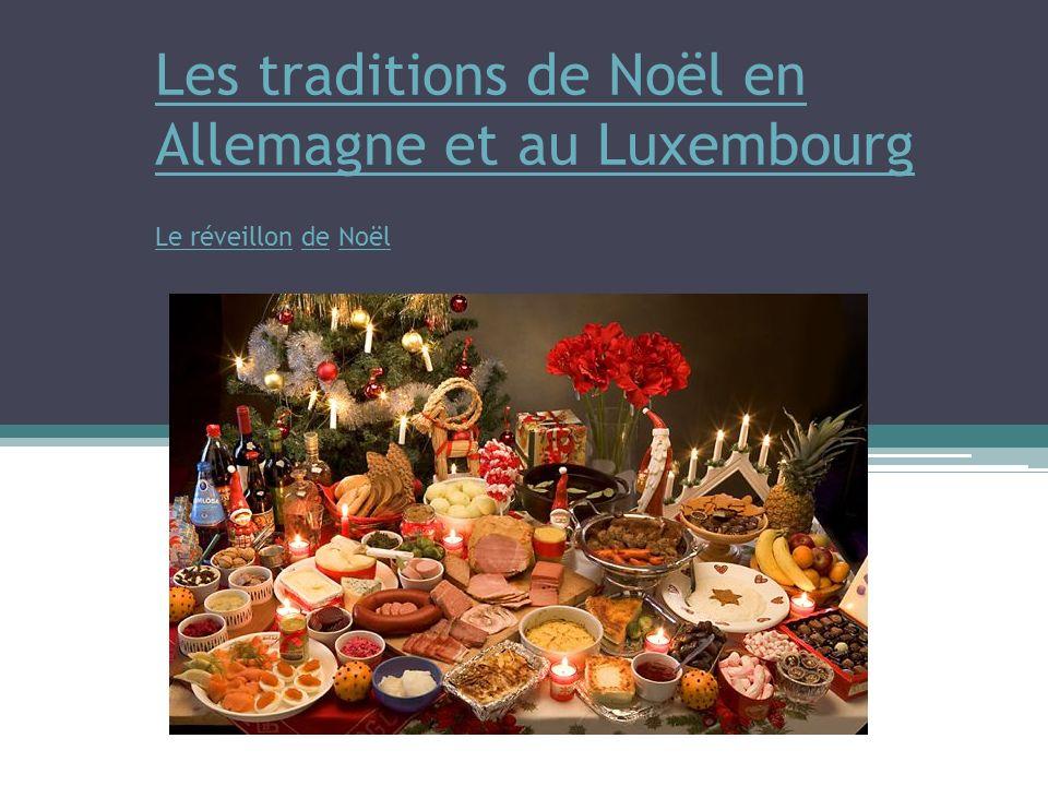Tradition De Noel En Allemagne en allemagne on fait frire des petits gâteaux pour noël. - ppt video