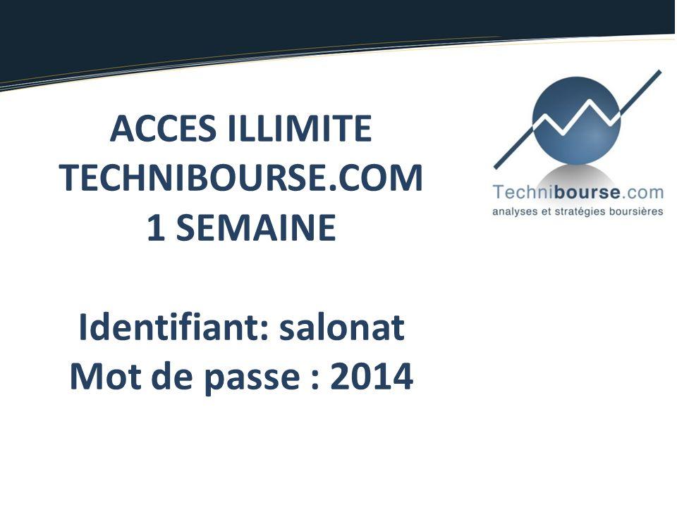 ACCES ILLIMITE TECHNIBOURSE.COM
