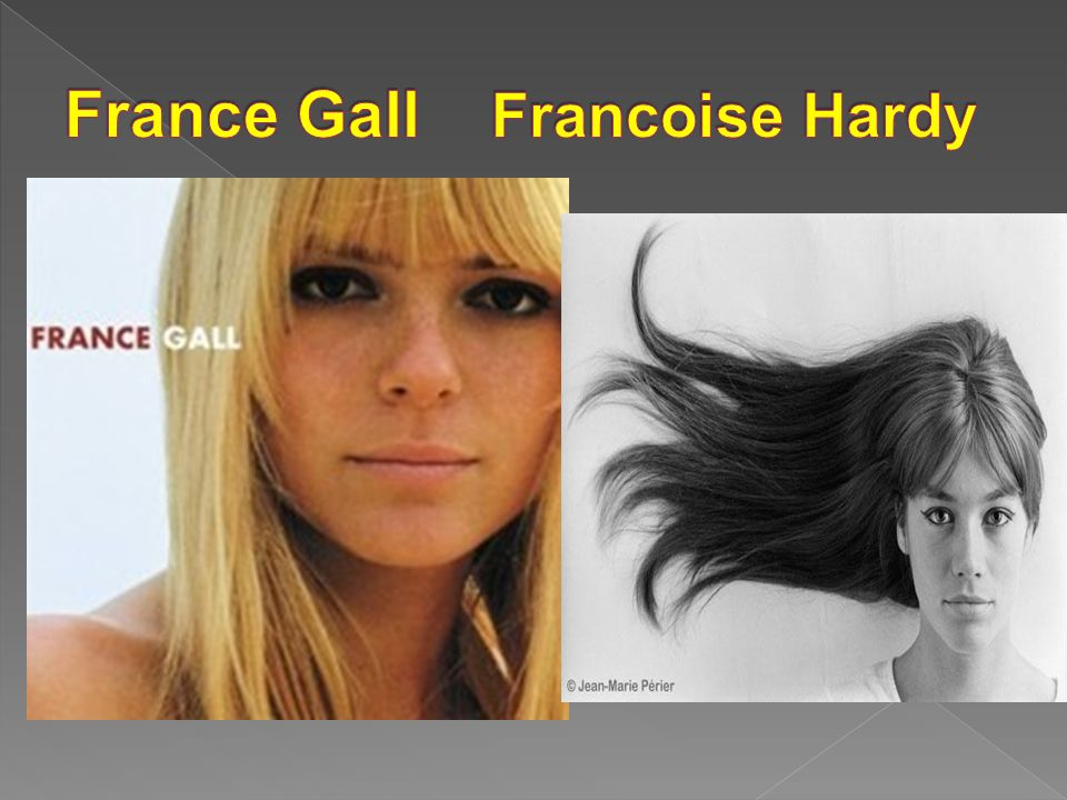 France Gall Francoise Hardy