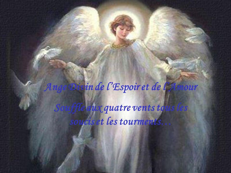 Ange Divin de l'Espoir et de l'Amour