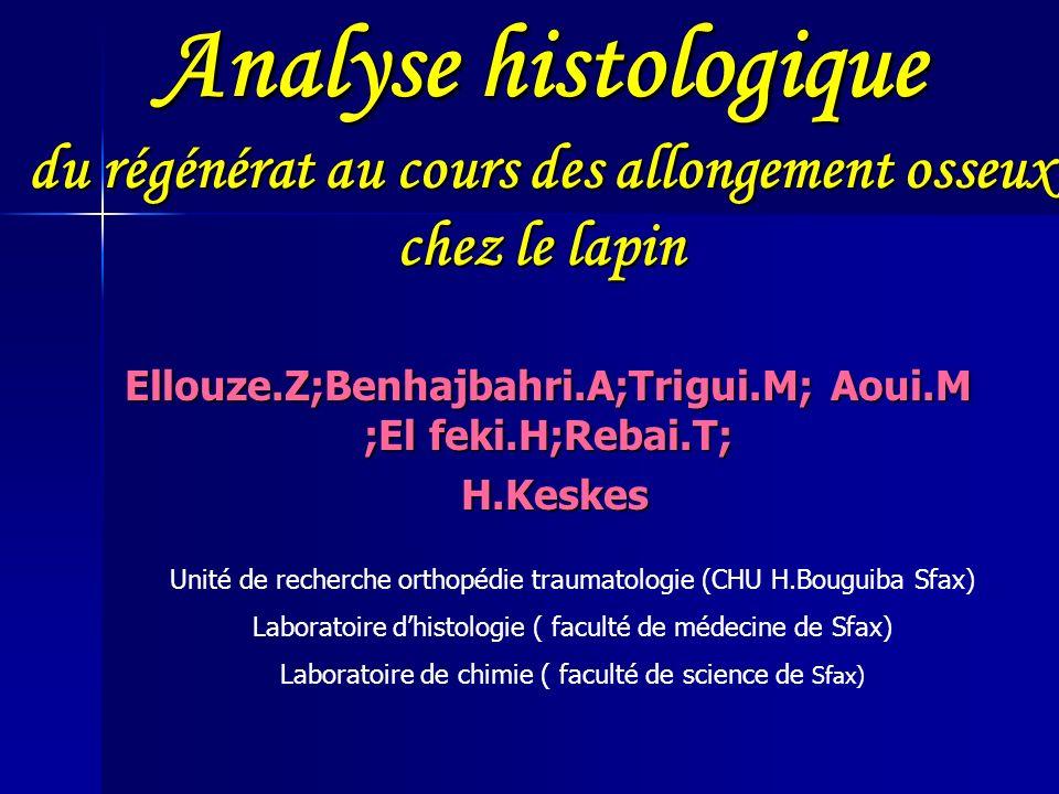 Ellouze.Z;Benhajbahri.A;Trigui.M; Aoui.M ;El feki.H;Rebai.T; H.Keskes