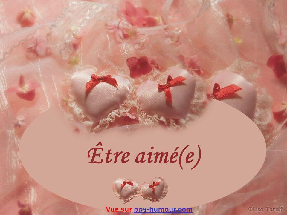 Être aimé(e) Vue sur pps-humour.com