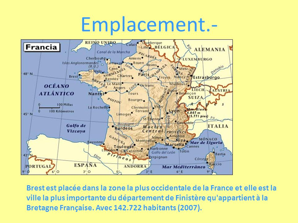 Emplacement.-