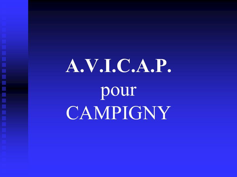 A.V.I.C.A.P. pour CAMPIGNY