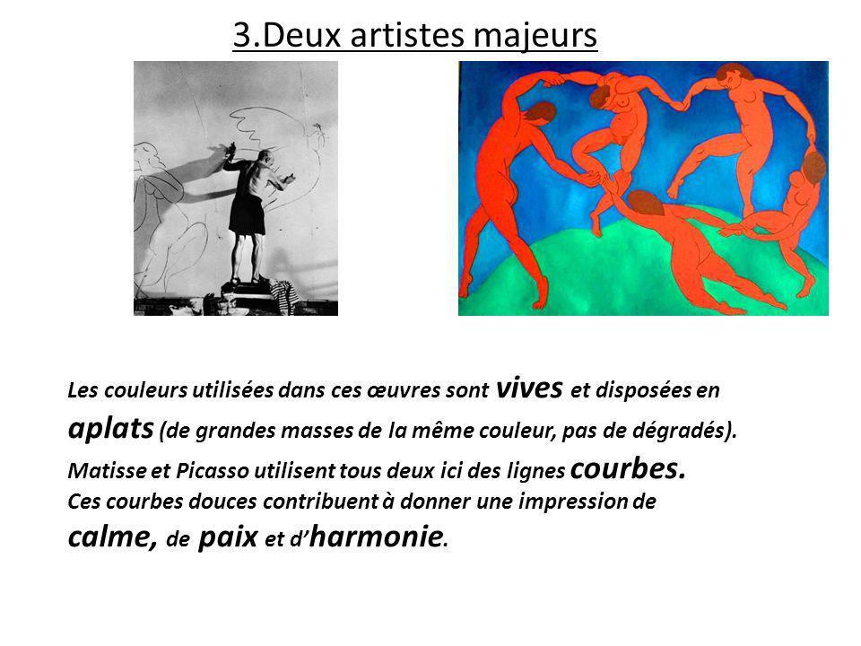 3.Deux artistes majeurs
