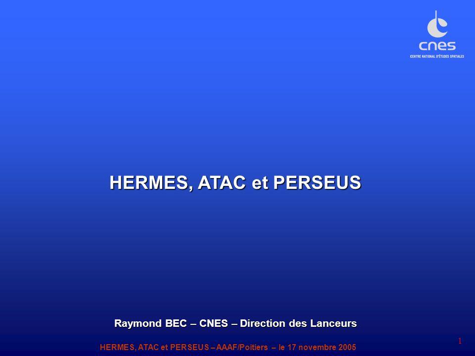 Raymond BEC – CNES – Direction des Lanceurs