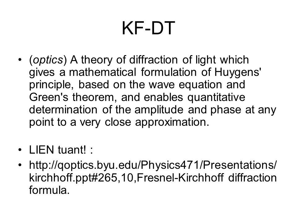 KF-DT