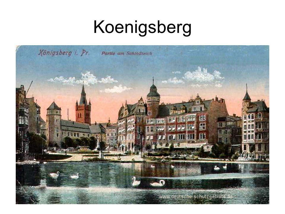 Koenigsberg