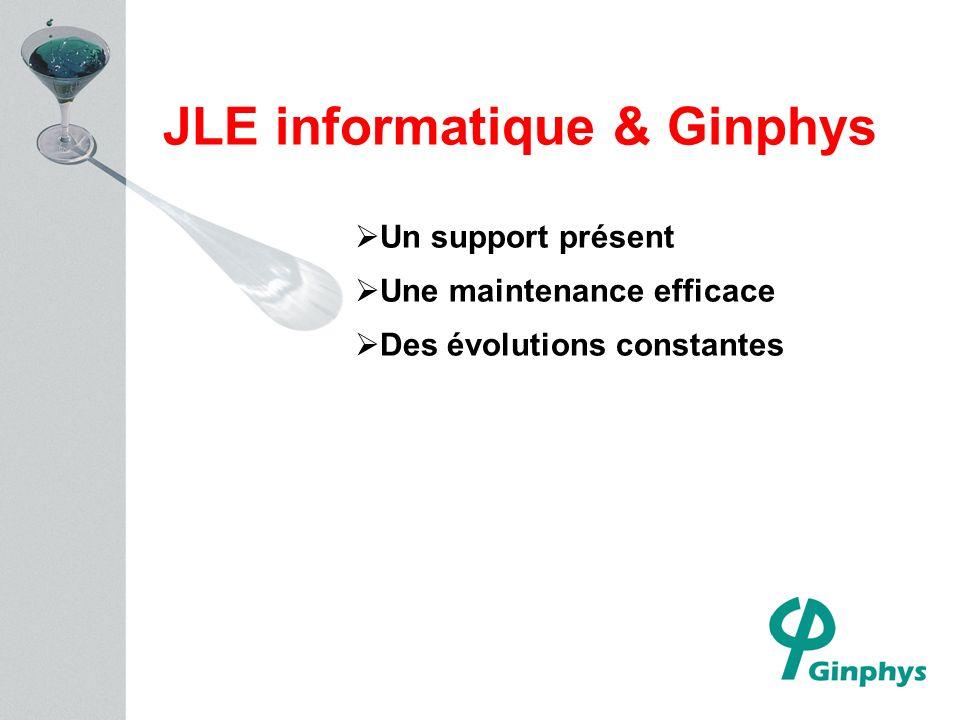 JLE informatique & Ginphys