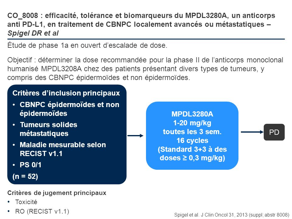 (Standard 3+3 à des doses ≥ 0,3 mg/kg)