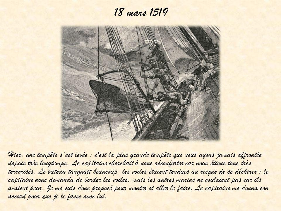 18 mars 1519