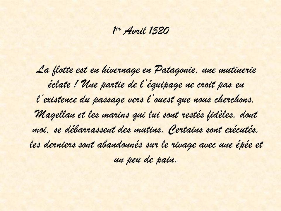 1er Avril 1520