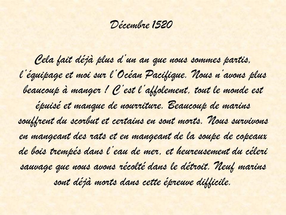Décembre 1520