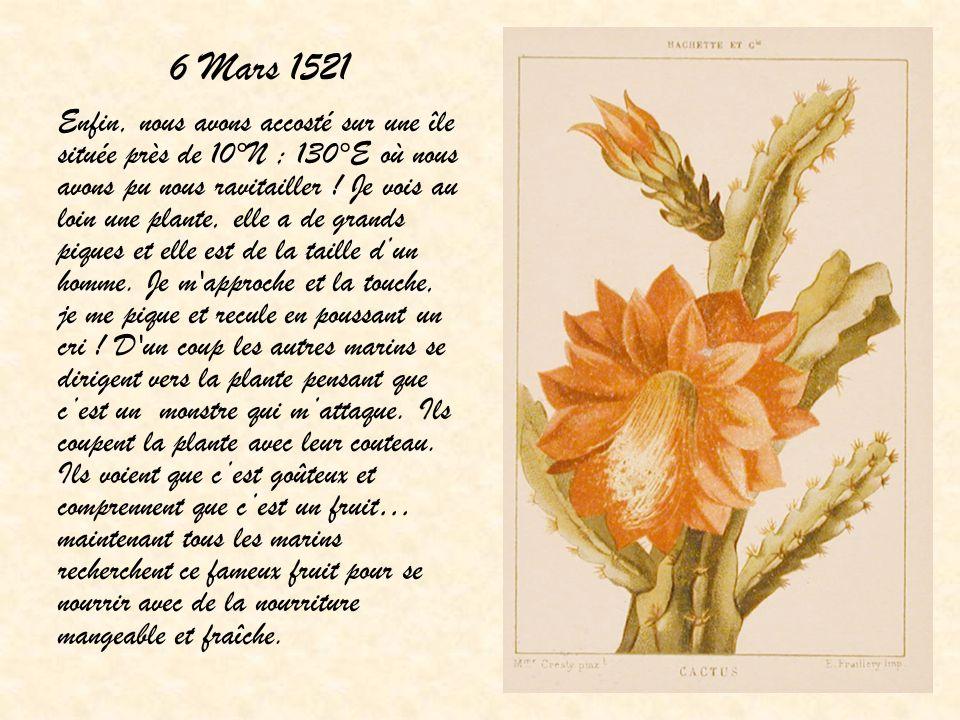 6 Mars 1521
