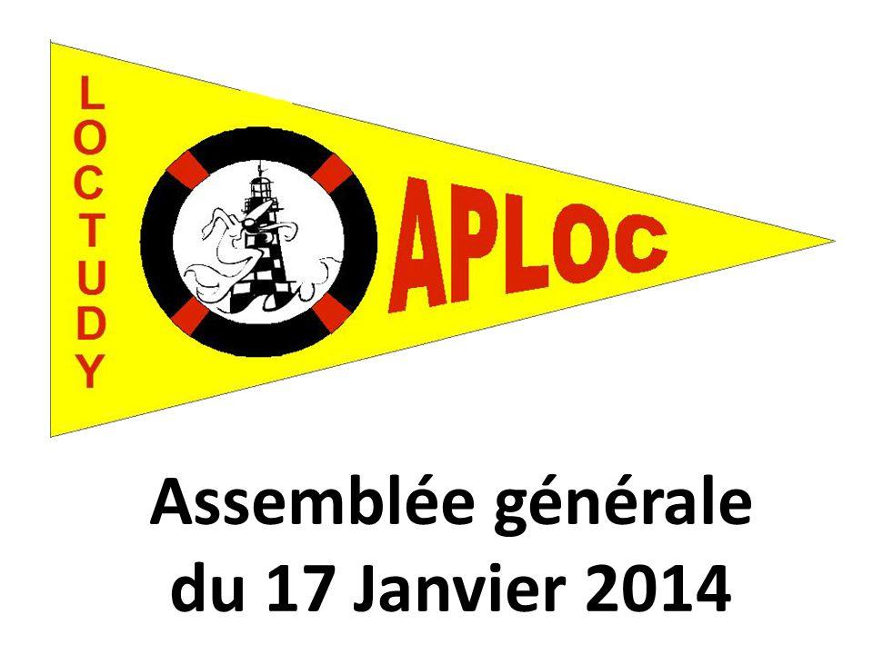 Assemblée générale du 17 Janvier 2014